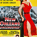 New Orleans Uncensored, Us Poster, Top by Everett