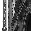 New Photographic Art Print For Sale Bradbury Building 10 Downtown La by Toula Mavridou-Messer
