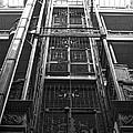 New Photographic Art Print For Sale Bradbury Building 8 Downtown La by Toula Mavridou-Messer