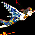 Iconic London Camden Puppets The Flying Princesses by Toula Mavridou-Messer