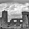 New Photographic Art Print For Sale Stonehenge by Toula Mavridou-Messer