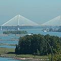 New Port Mann Bridge  by Nicki Bennett