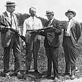 New Rifles For The Army by Underwood Archives