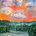 New River Beauty by Kendall Kessler