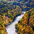 New River Gorge by B Wayne Mullins