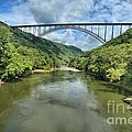 New River Gorge Bridge by Adam Jewell