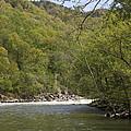 New River Gorge by Teresa Mucha