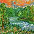 New River Rush by Kendall Kessler