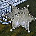 New Sheriff  In Town  by Herschel Fall