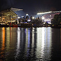 New Husky Stadium Reflection by Max Waugh