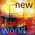 New World by Lutz Baar