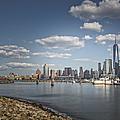 New World Trade Center by Susan Candelario