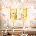 New Year Celebration by Amanda Elwell