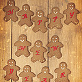 New Year Gingerbread by Amanda Elwell