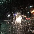 New Year Heavy Rainstorm 2015 by Steven Macanka