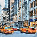 New York 2 by Yury Malkov
