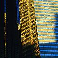 1984 New York Architecture No2 by Gordon James