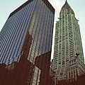 New York Architecture Old And New by Dora Sofia Caputo Photographic Design and Fine Art