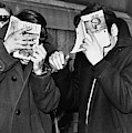 New York Arrest, 1968 by Granger
