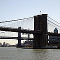 New York Bridge 5 by Lovina Wright