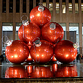 New York City Baubles by Richard Reeve