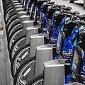 New York City Bikes by Karol Livote