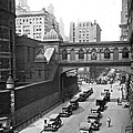 New York City Bridge Of Sighs by Underwood Archives