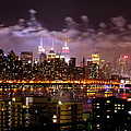New York City Celebrates by Bruce Brandli