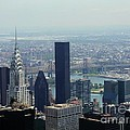 New York City Chrysler Building by Tap On Photo