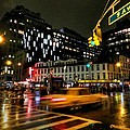 New York City - Greenwich Village 001 by Lance Vaughn