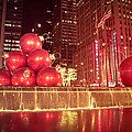 New York City Holiday Decorations by Vivienne Gucwa