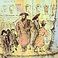 New York City Jews - Fine Art by Peter Potter
