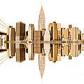 New York City Landmarks - Usa by Luciano Mortula
