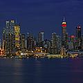 New York City Lights by Susan Candelario