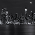 New York City Night Lights by Susan Candelario