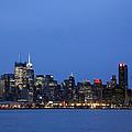 New York City Skyline by Dan Peak