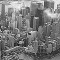 New York City Skyline  by Olivia Stephenson