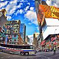 New York City by Tina Baxter