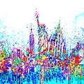 New York City Tribute 3 by Bekim M