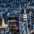 New York City Triptych Part 1 by Alex Hiemstra