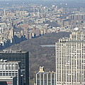 New York City - View From Empire State Building - 121211 by DC Photographer