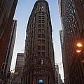 New York Corner by Raymond Poynor