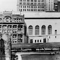 New York Curb Market, 1921 by Granger
