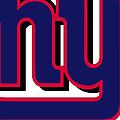 New York Giants Football 2 by Tony Rubino