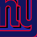 New York Giants Football by Tony Rubino