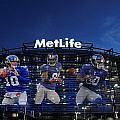 New York Giants Metlife Stadium by Joe Hamilton
