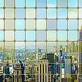 New York Golden Panorama by Florian Rodarte