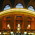 New York - Grand Central Station by Randy Smith