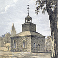 New York: Jamaica Church by Granger