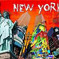 New York by Jan Raphael
